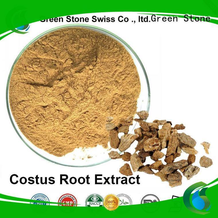 Green Stone professional pine bark extract licorice for cosmetics