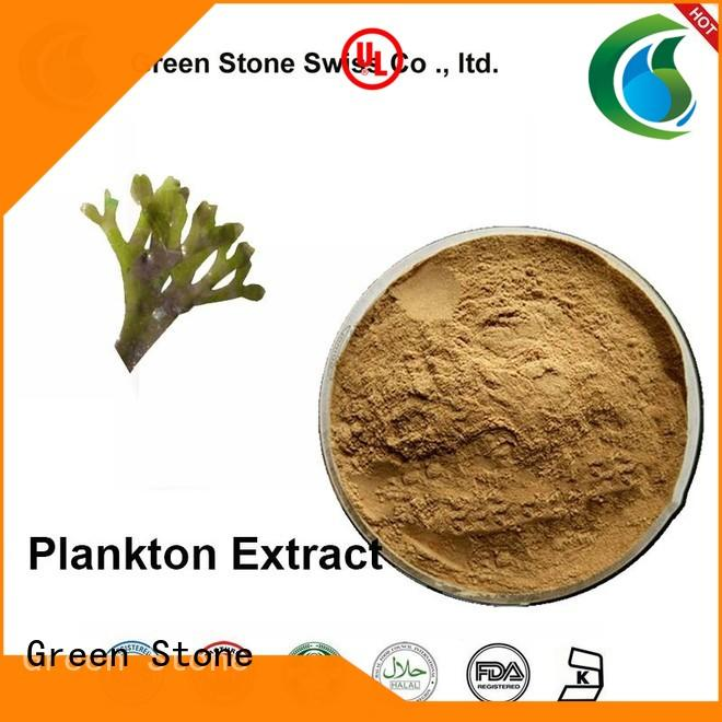Green Stone widely used diy lemon extract greens for cosmetics